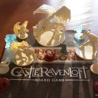 настольная игра Castle Ravenloft